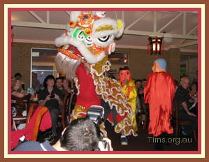 TIMS Chinese New Year - Lion Dance 2009