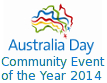 Australia Day Award TLC Festival 2014